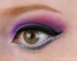 [Look & Tutorial] Glamour Nights