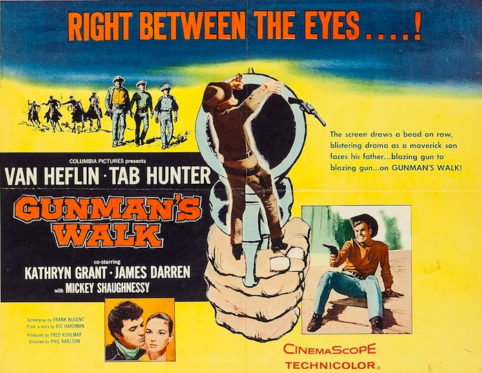 """Gunman's Walk"" (1958)"