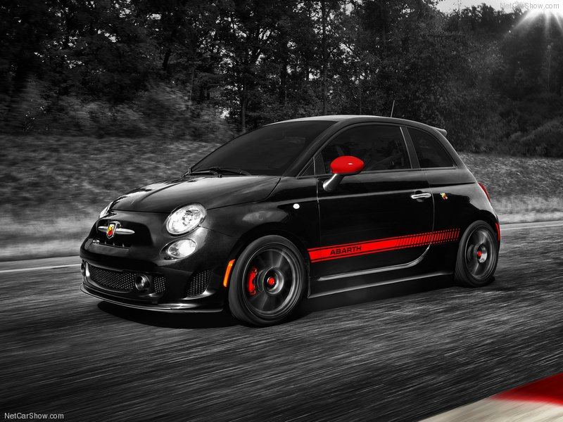 Fiat 500 Abarth Esseesse Tuning Kit