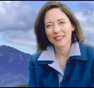 US Senator Maria Cantwell