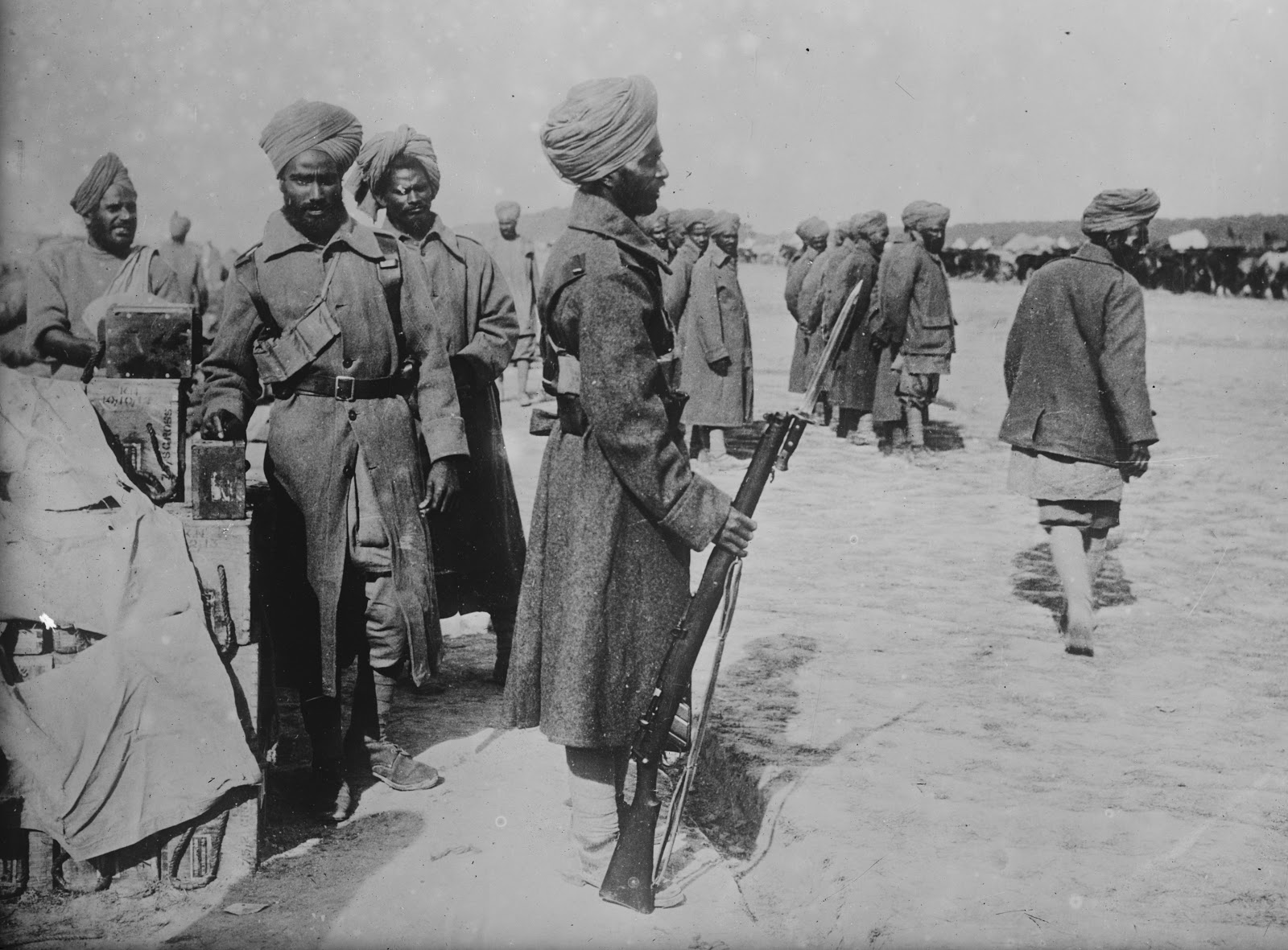 indian pows in the ottoman empire during wwi. Black Bedroom Furniture Sets. Home Design Ideas