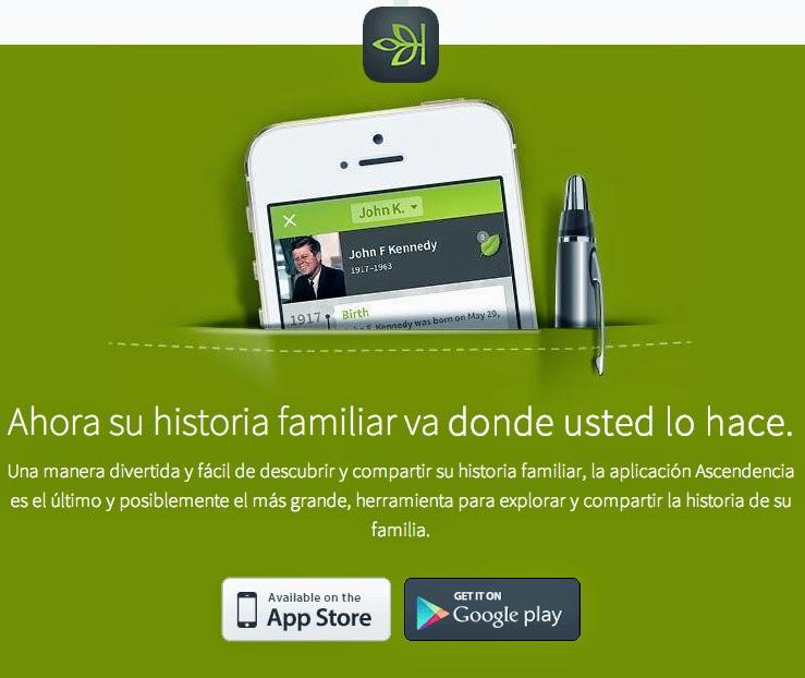 Ancestry-español