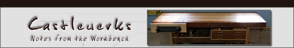 Castlewerks Fine Contemporary Furniture - Notes from the Workbench Blog