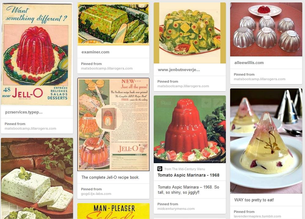 Les folles marquises lilla rogers make art that sells for Art de la cuisine