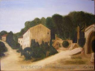 Toscana    wesens-art.blogspot.com