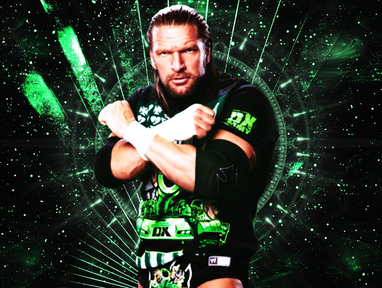 Find Best Wallpapers Triple H