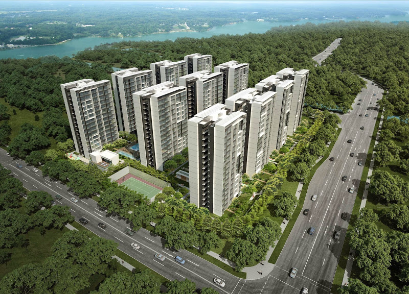 Symphony Suites near Chong Fu Primary oversubcribed at Phase 2A2