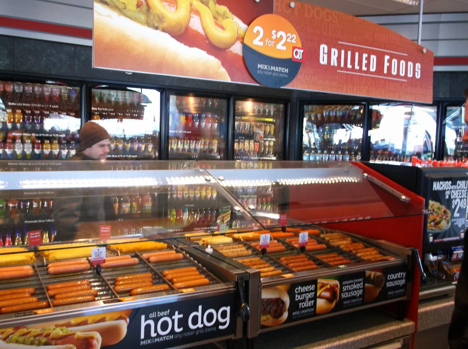 Quick trip hot dog coupons