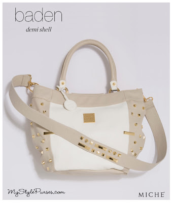 Miche Baden Demi Luxe Shell - March 2013