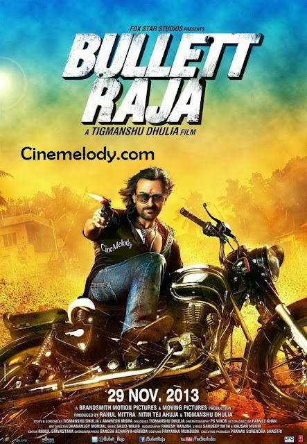 Bullett Raja  Hindi Mp3 Songs Free  Download  2013
