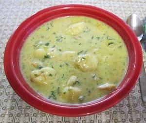 Jeffrey And Juli Cook Adventures In Iowa Chicken And Gnocchi Soup