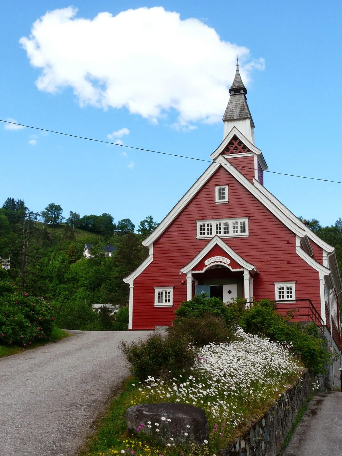 Voyage en Norvège (3)