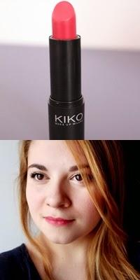 Apercu maquillage Naked 2 et rouge à lèvre 912 kiko