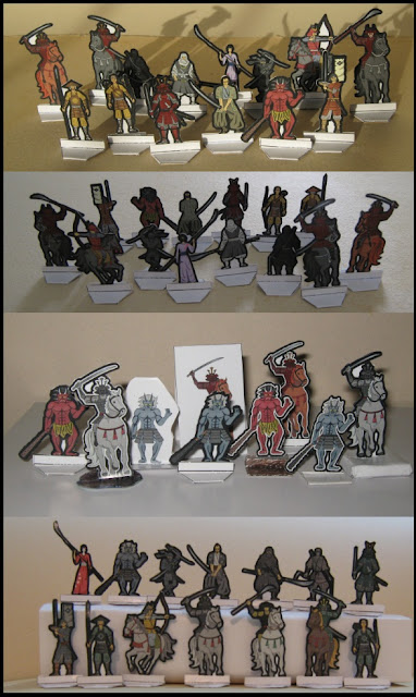 Feudal Japan Miniatures