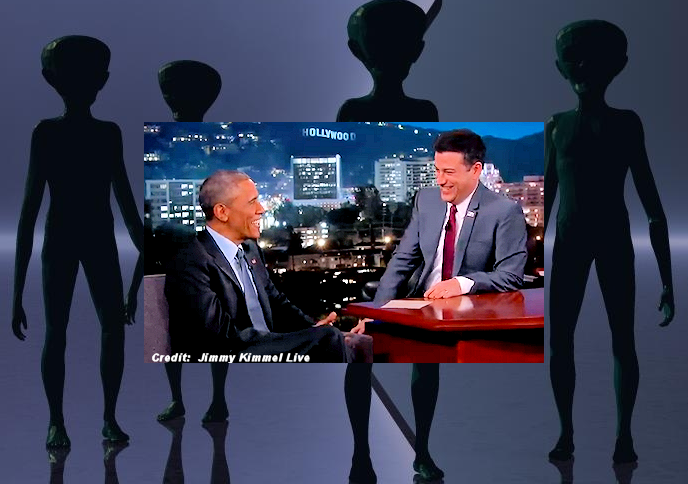 Obama UFO Interview Analyzed