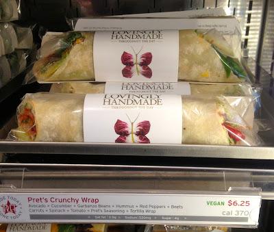 Veega Vegan Wrap