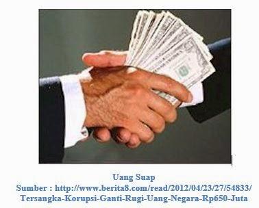 Seluk beluk Korupsi : Pengertian Korupsi