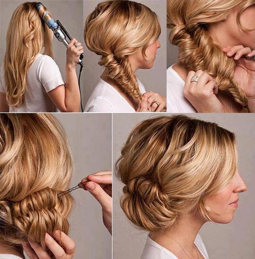 opsat hår inspiration