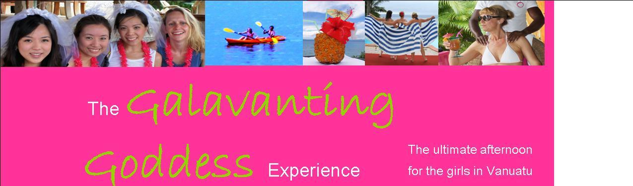 The Galavanting Goddess Experience - Vanuatu