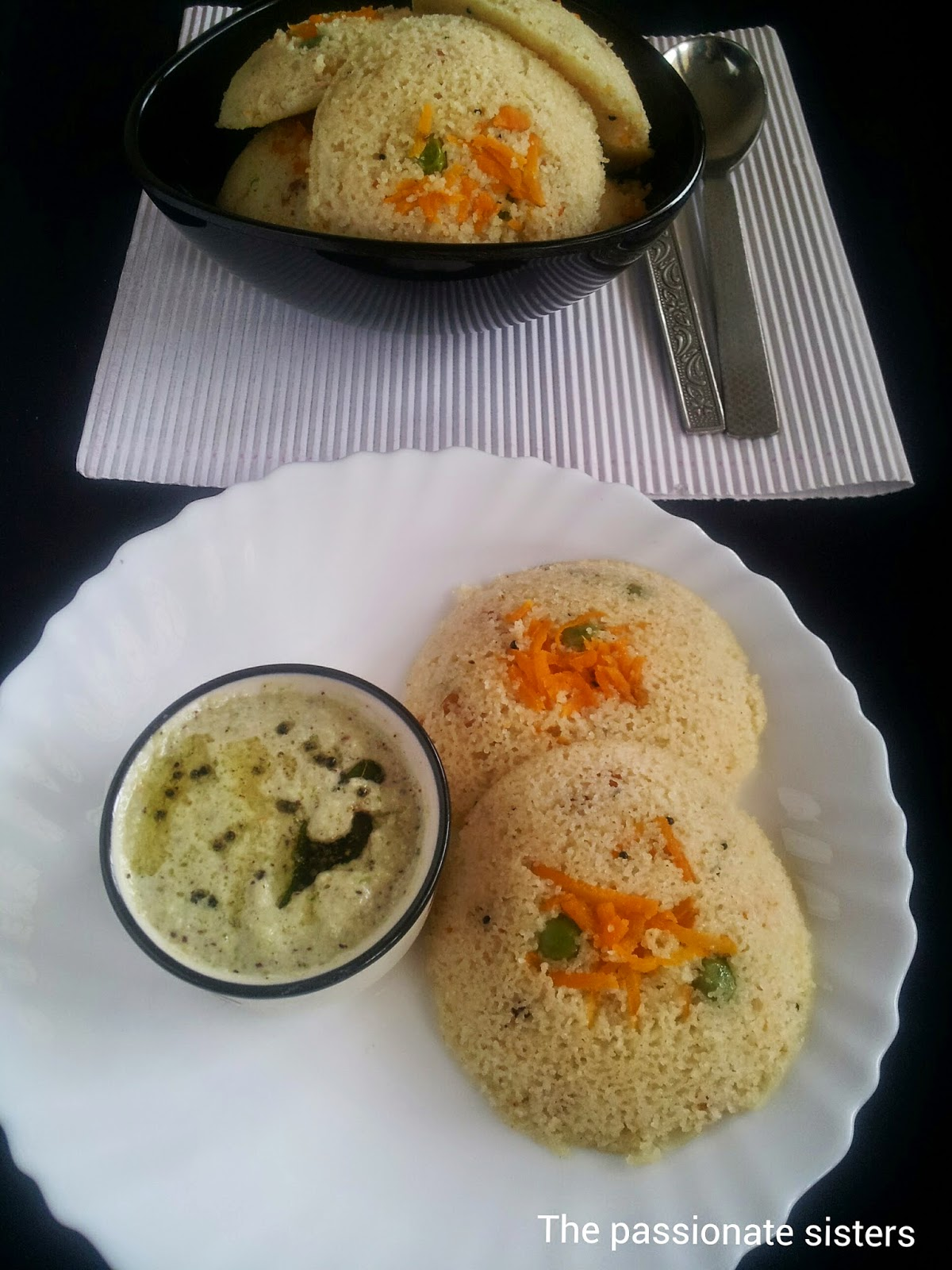 rava idli,how to make rava idli