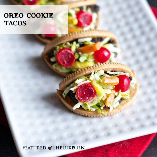 dessert tacos, taco tuesday, taco recipes, national taco day
