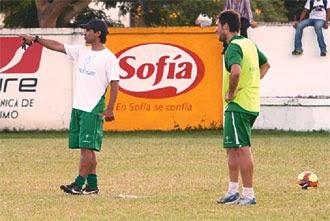 Oriente Petrolero - Tabaré Silva - Ronald García - DaleOoo.com página del Club Oriente Petrolero