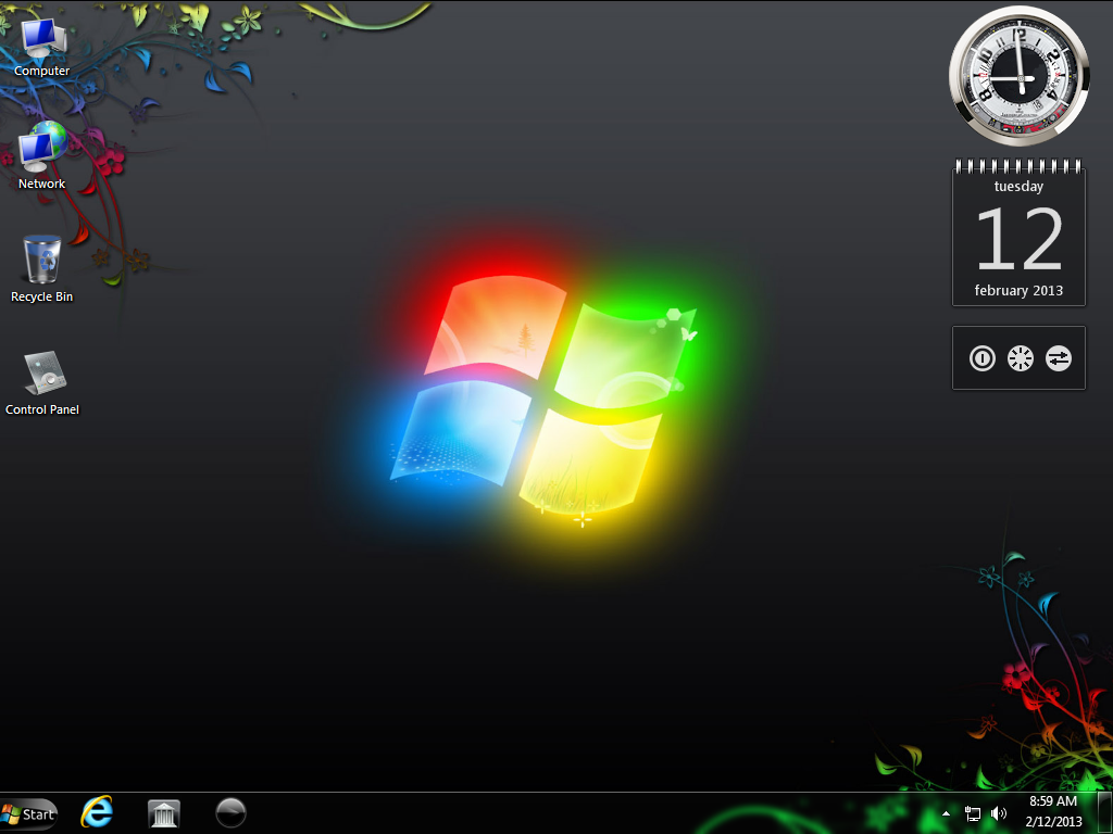 Microsoft Windows 7 Ultimate Features
