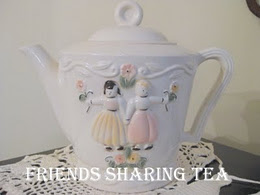 Friends Sharing Tea