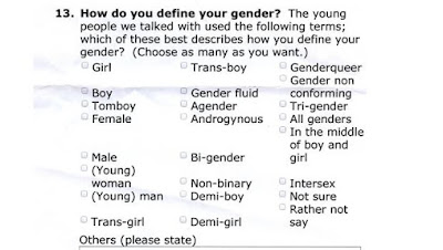 gender survey