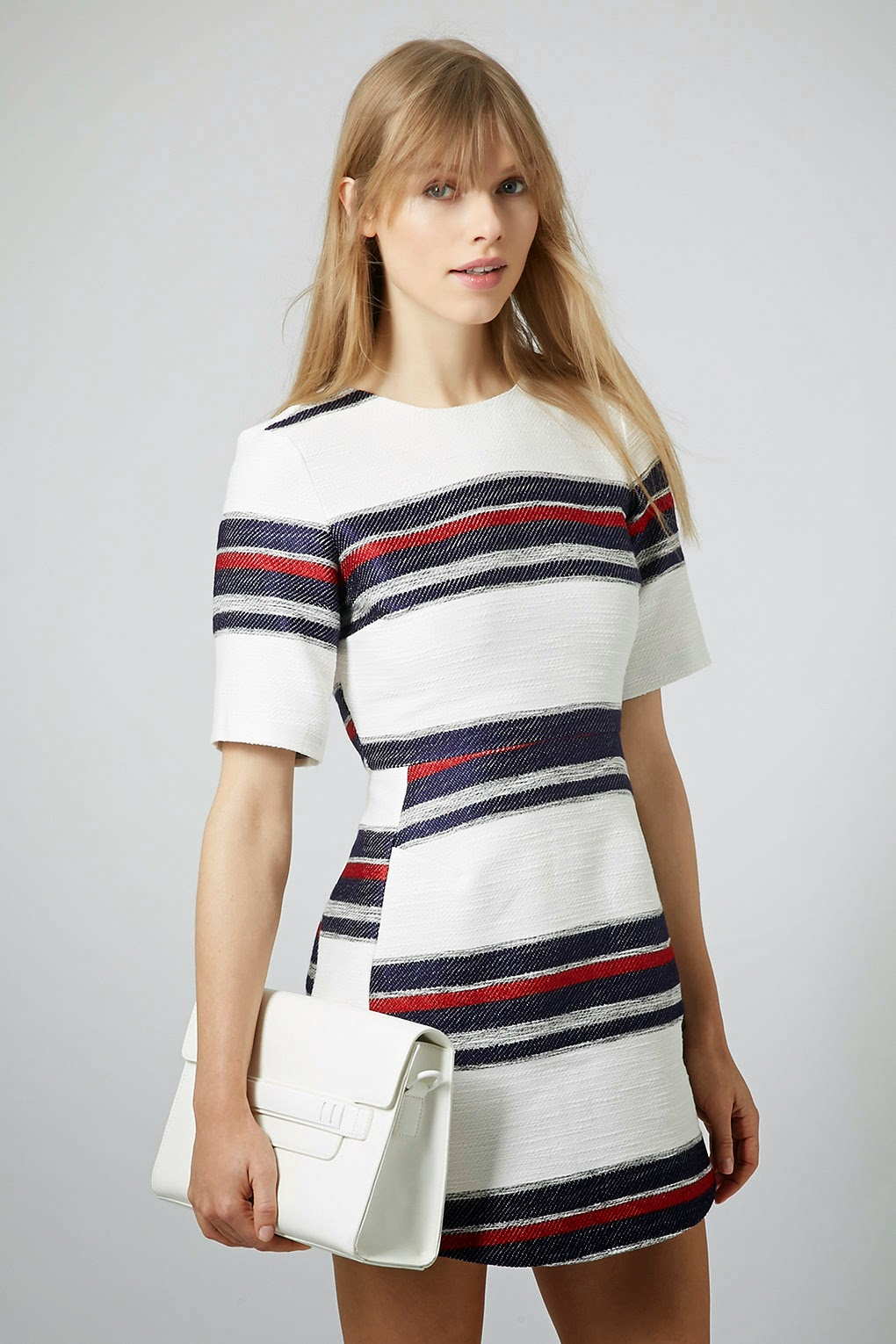 sailor dress, navy stripe white dress 2015,