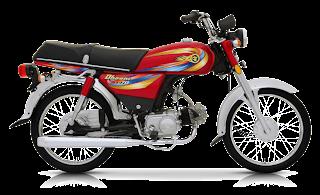 Yamaha Dhoom YD-70