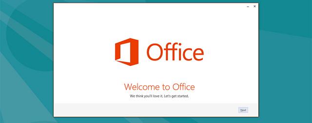 Llega Office 2013,diseño simple pero sin soporte Vista y XP