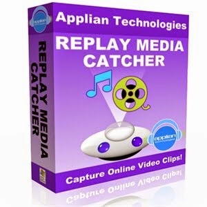 Replay Media Catcher 5.0.1.54 Multilingual,Tải Video ở các trang mã hóa