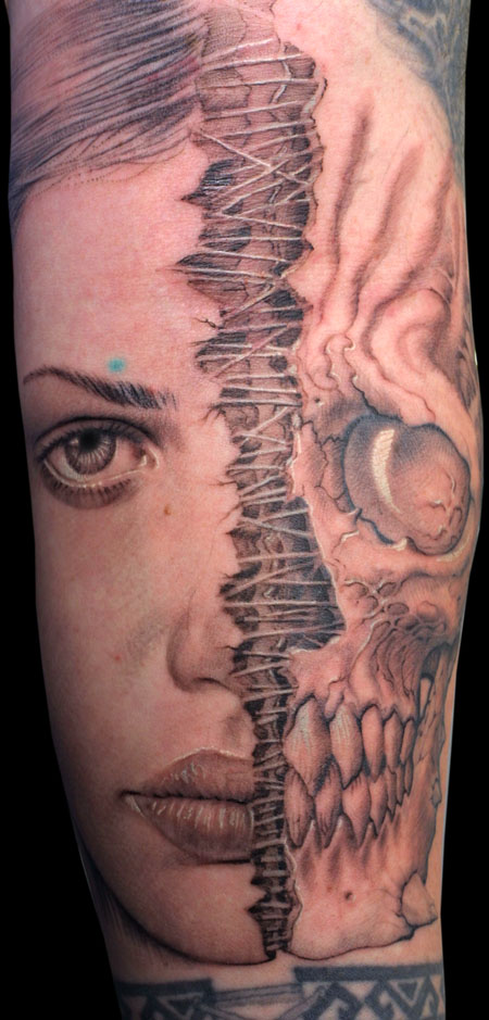 Abstract Tattoos Design