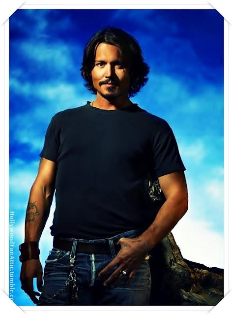 Johnny Depp Jeans