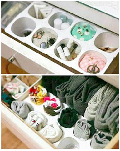 El minihogar - Organizar ropa interior ...