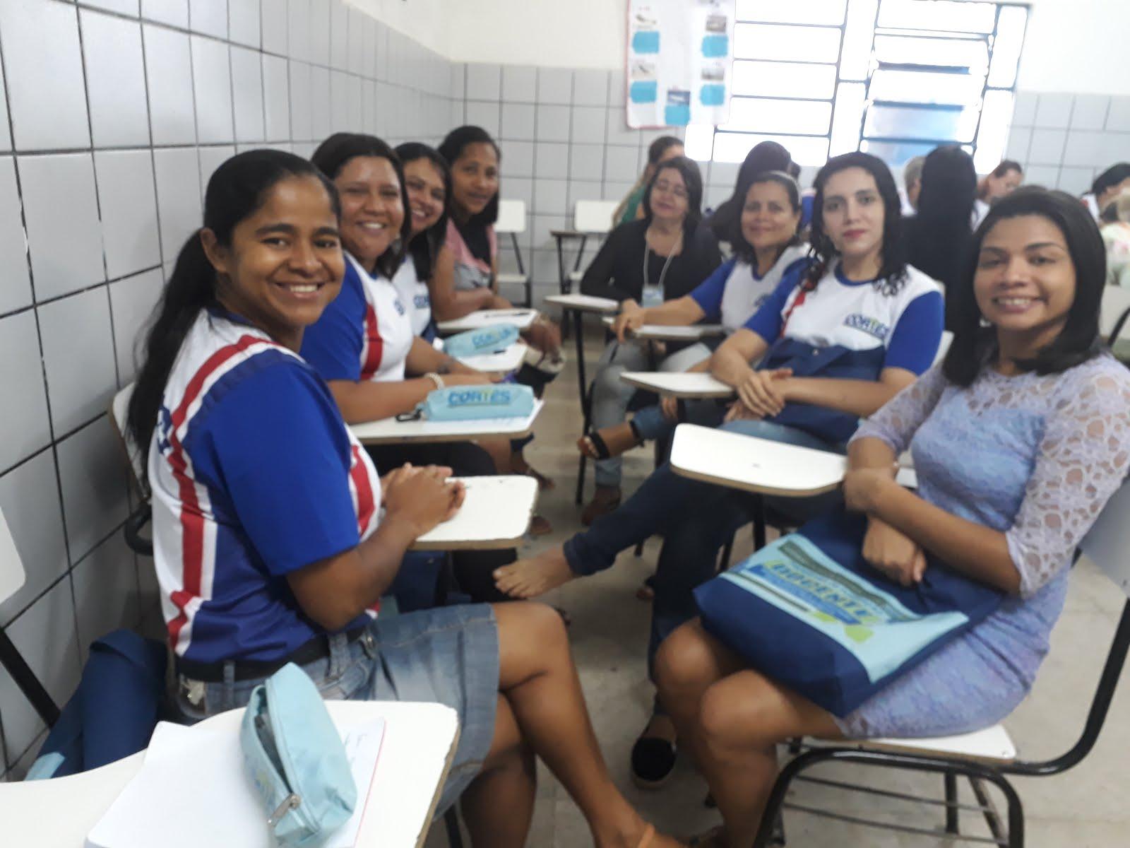 professoras em estudo