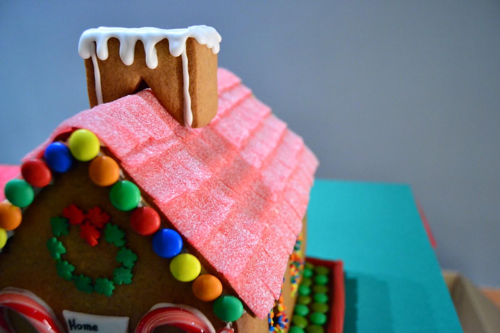 La chica de la casa de caramelo diciembre 2011 for Casa jengibre