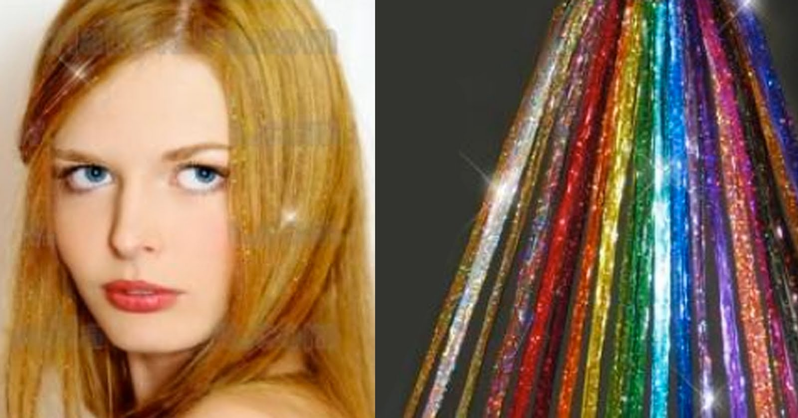 Hair Extensions Miami Tinsel Hair Extensions In Miami