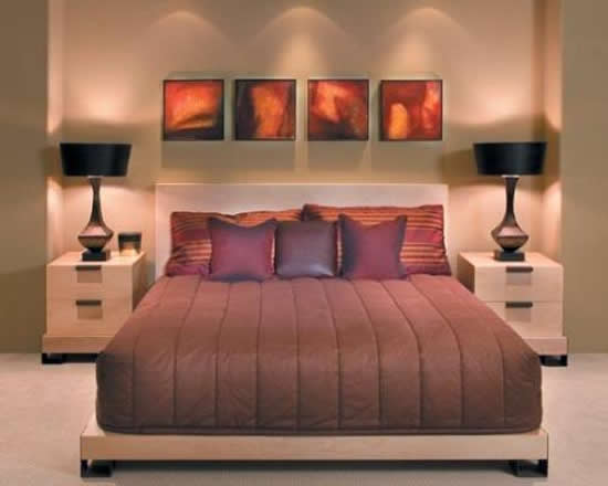 Ideas novedades trucos y consejos en enmarcaci n for Small main bedroom decor ideas