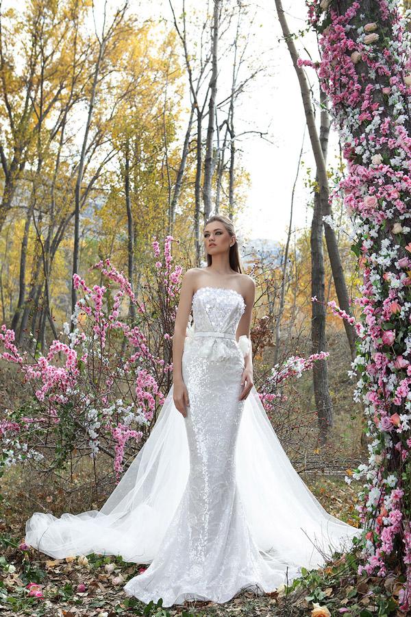 Divinos vestidos de novias | Colección Firas Abou Hamdan