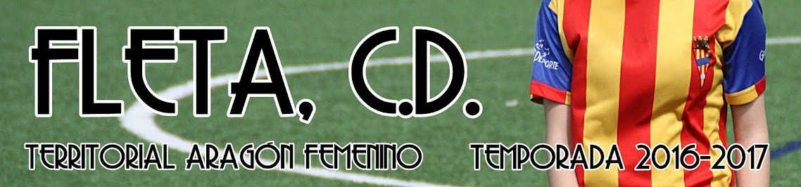 Blog no oficial del CD Fleta femenino