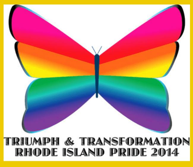 Rhode Island Pride 2014 theme