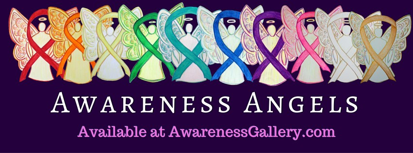 Awareness Angels Art Project