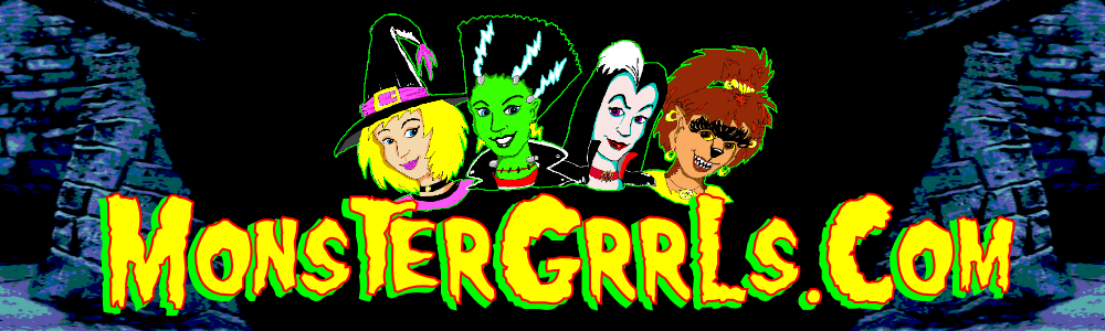 Welcome To MONSTERGRRLS.COM