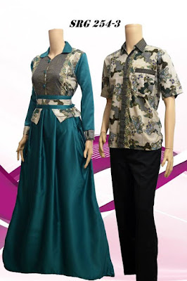 batik couple solo