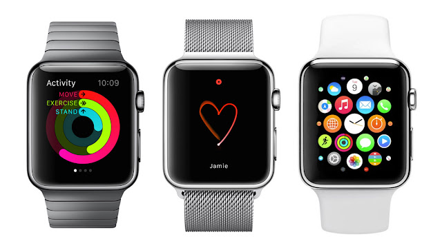 Review Apple Watch Spesifications and Feature