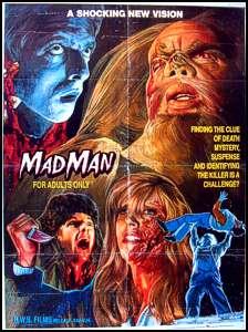 Madman 1982 Original Poster 2