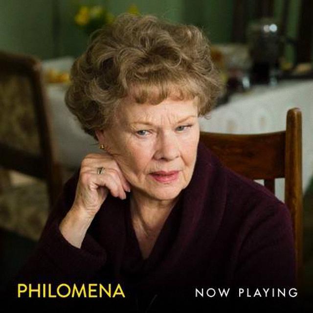 Imágenes de la película Philomena.