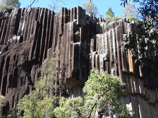 Sawn Rocks, Kaputar National Park, Narrabri